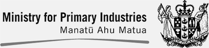 Ministy for Primary Industries logo