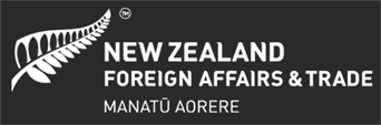 New Zealand Foreign Affairs & Trade logo