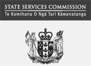 State Services Commission logo