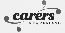 Carers New Zealand logo